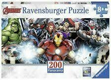 Puzzle Avengers Panorama  200p