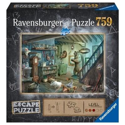 Puzzle Escape La Cantina degli Orrori 759p