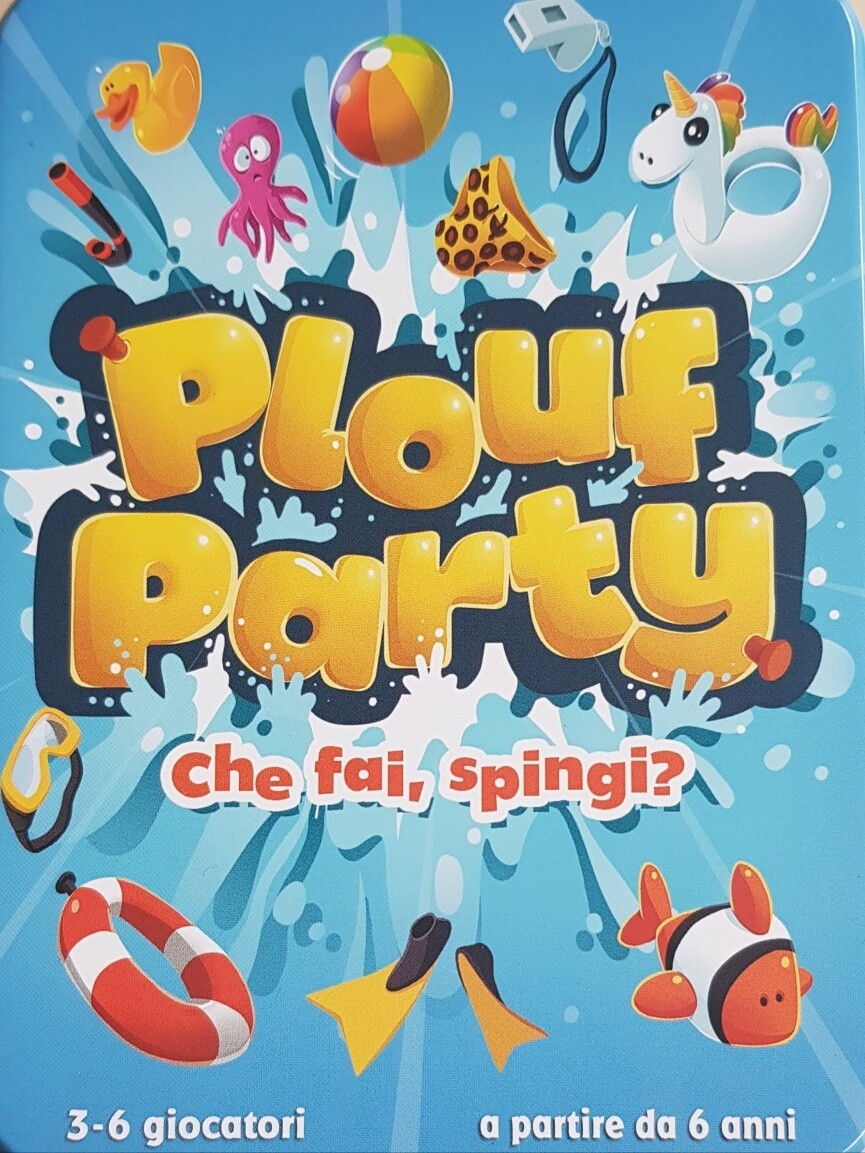 Plouff Party