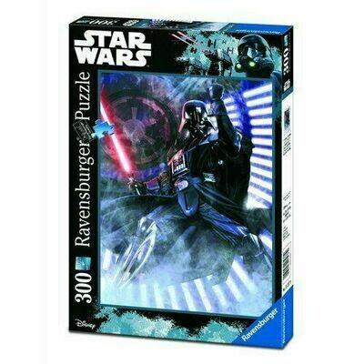 Puzzle Star Wars La Forza di Darth Vader 300p xxl