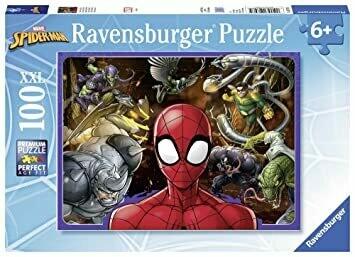 Puzzle Spider-man 100p