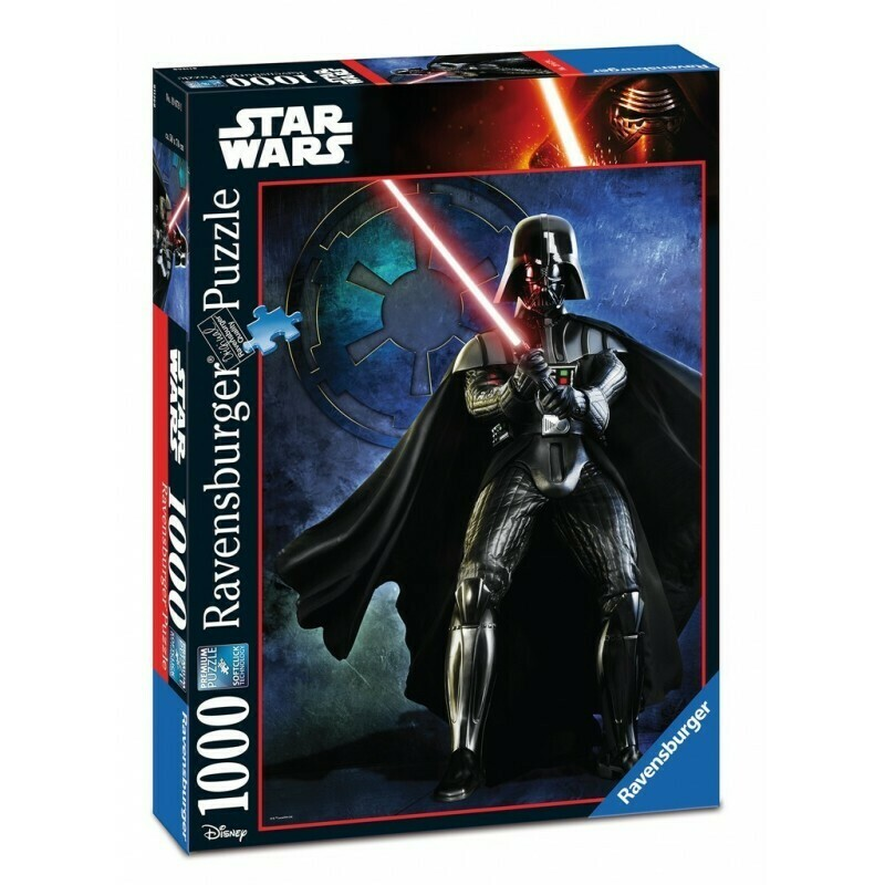 Puzzle Star Wars Darth Vader 1000p