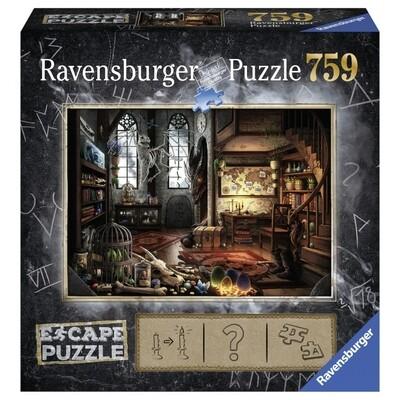 Puzzle Escape Nel castello del Vampiro 759p
