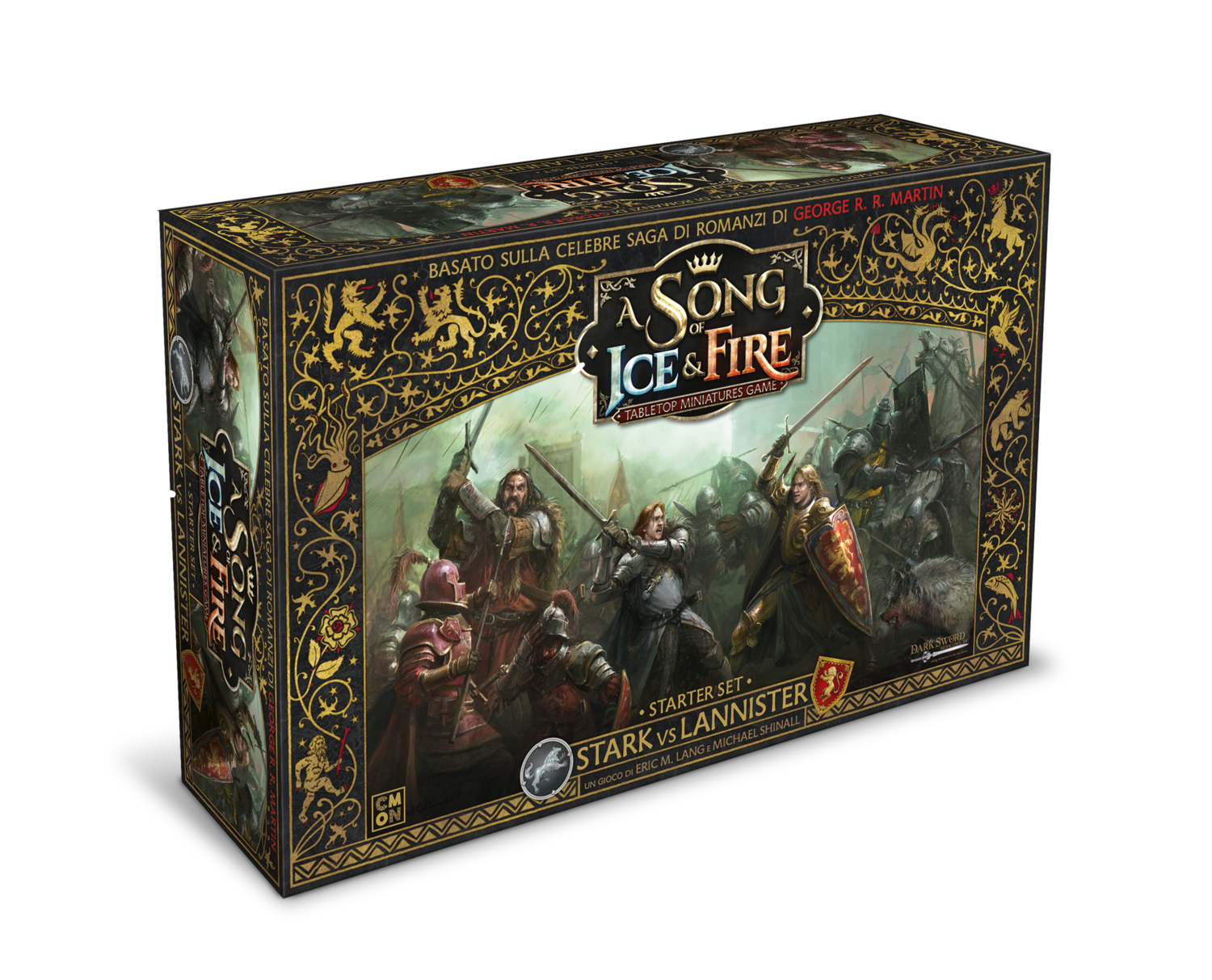 A Song of Ice and Fire Miniature Game