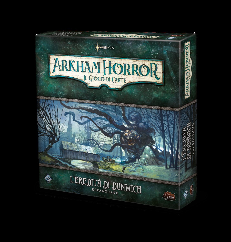 Arkham Horror LCG - L'eredità di Dunwich