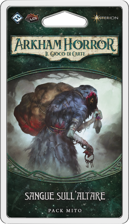 Arkham Horror LCG - Sangue sull'altare