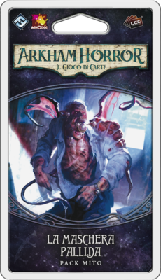 Arkham Horror LCG - La Maschera Pallida