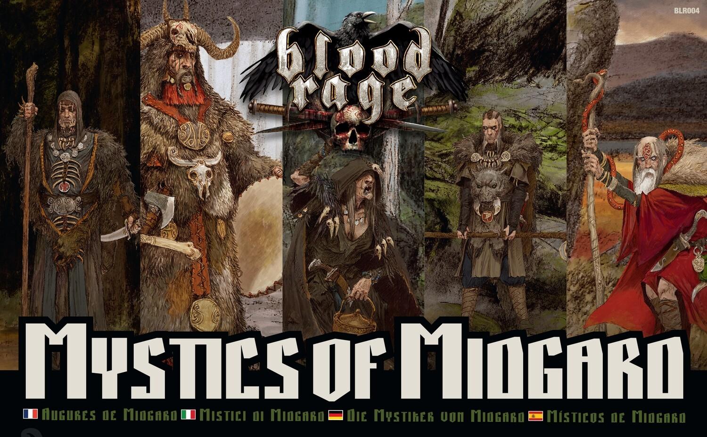 Blood Rage - Mistici di Midgard