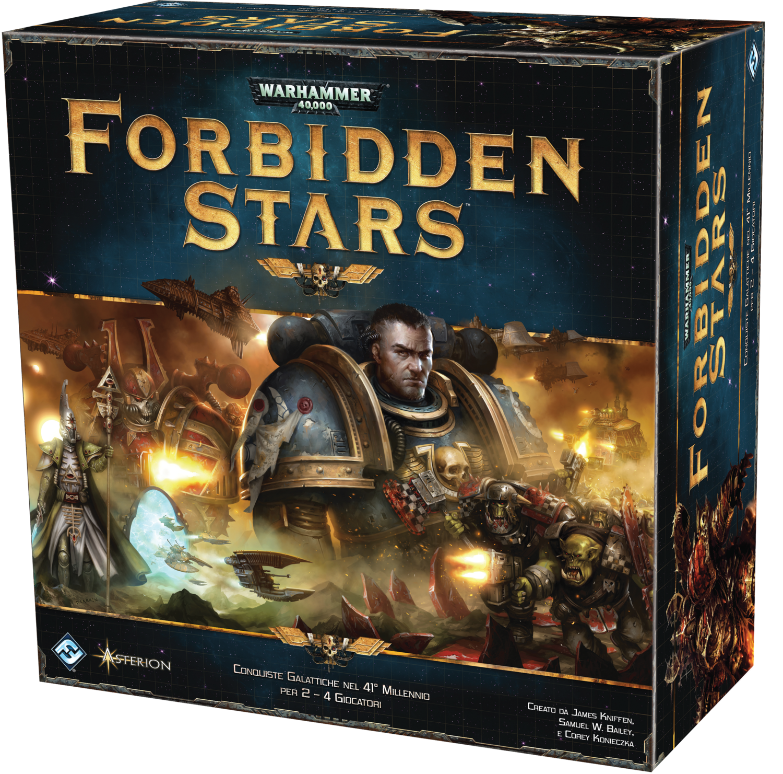 Forbidden Stars - ITA