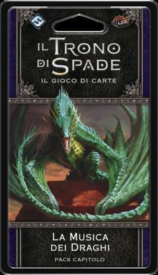 La Musica dei Draghi - Il trono di spade LCG - Il gioco di carte (2a ed.)