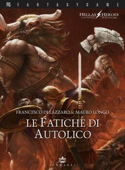 Hellas Heroes 1 - Le Fatiche di Autolico