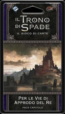 Per le Vie di Approdo del Re - Il trono di spade LCG - Il gioco di carte (2a ed.)