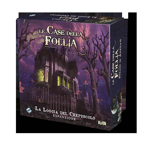 Le Case della Follia 2a Edizione - La Loggia del Crepuscolo