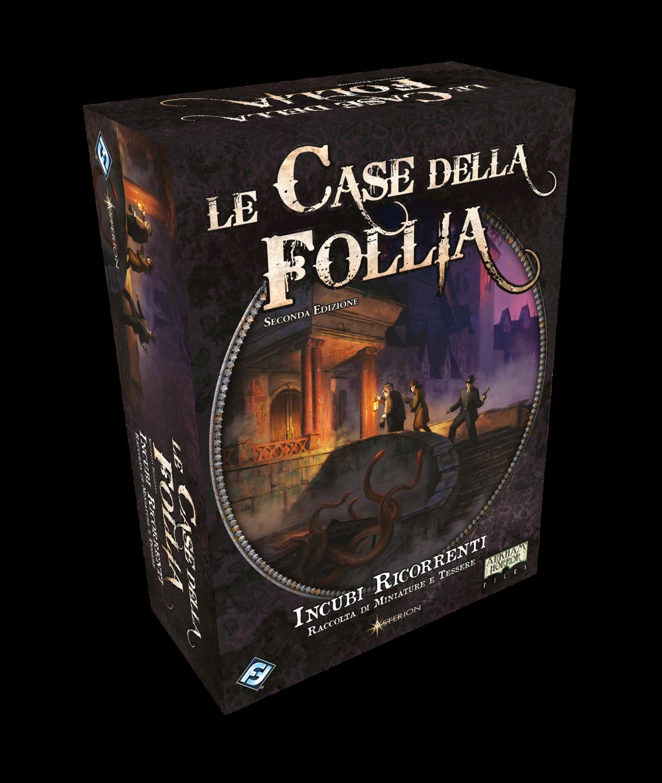 Le Case della Follia 2a Edizione - Incubi Ricorrenti