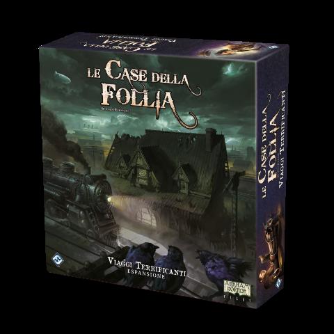 Le Case della Follia 2a Edizione - Viaggi Terrificanti