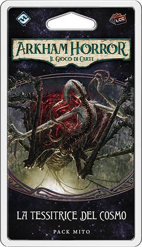 Arkham Horror LCG - La Tessitrice del Cosmo