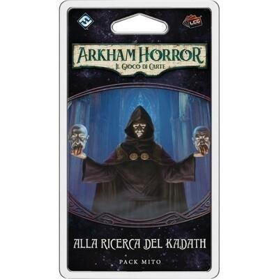 Arkham Horror LCG - Alla ricerca del Kadath