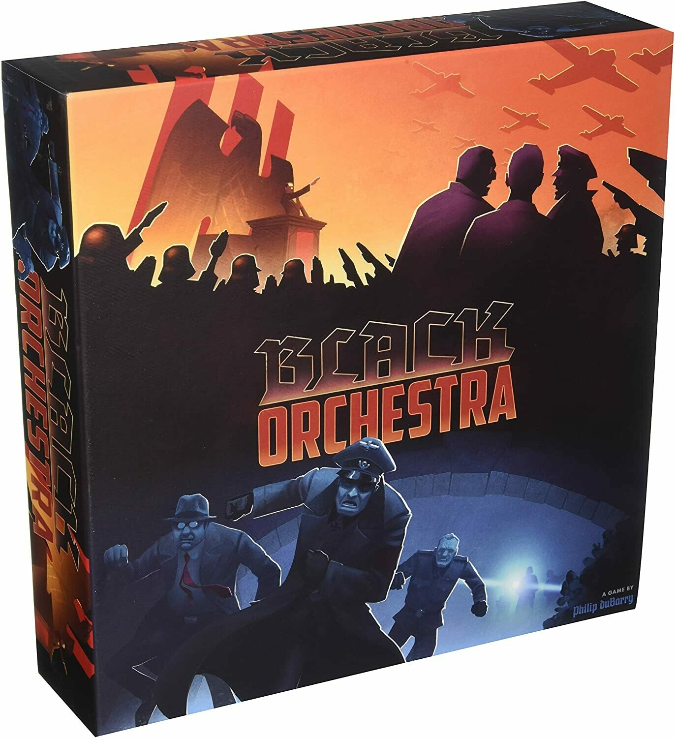 Black Orchestra 2a ed. ENG