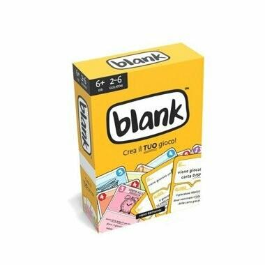 Blank - Il gioco di carte