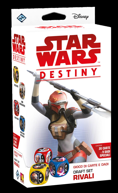 Star Wars Destiny - Draft Set Rivali