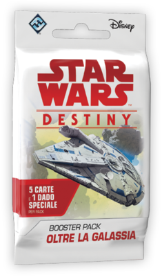Star Wars Destiny - Oltre la Galassia