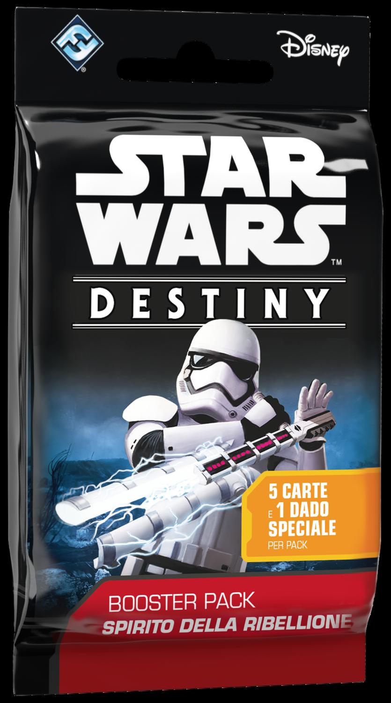 Star Wars Destiny - Spirito della Ribellione