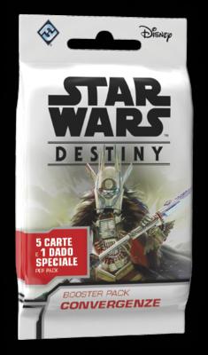 Star Wars Destiny - Convergenze Booster