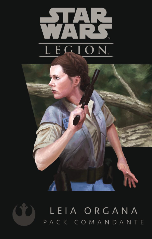 Star Wars Legion - Leia Organa