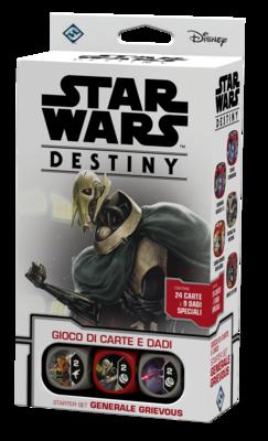 Star Wars Destiny - Starter Generale Grievous