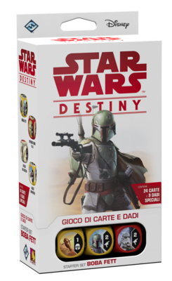 Star Wars Destiny - Starter Boba Fett