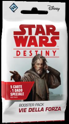 Star Wars Destiny - Vie della Forza