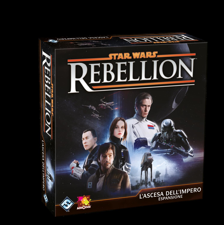 Star Wars Rebellion - L'Ascesa dell'Impero (esp.)