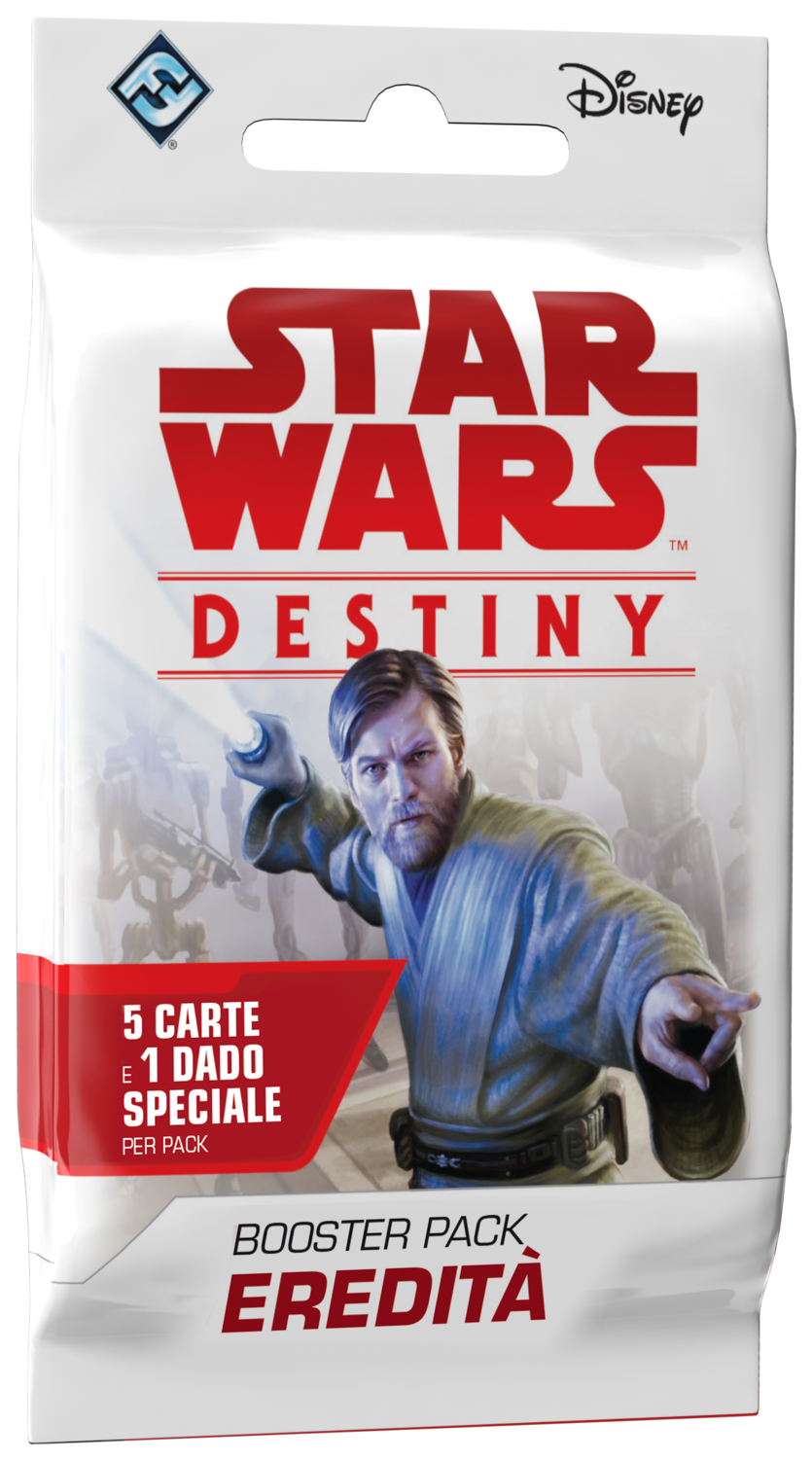Star Wars Destiny - Eredità Booster