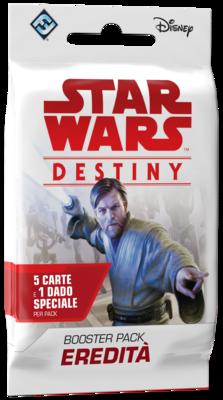 Star Wars Destiny - Eredità Booster