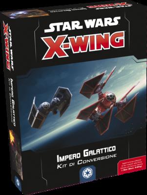 Star Wars X-Wing Seconda Ed. - Kit di Conversione Impero Galattico