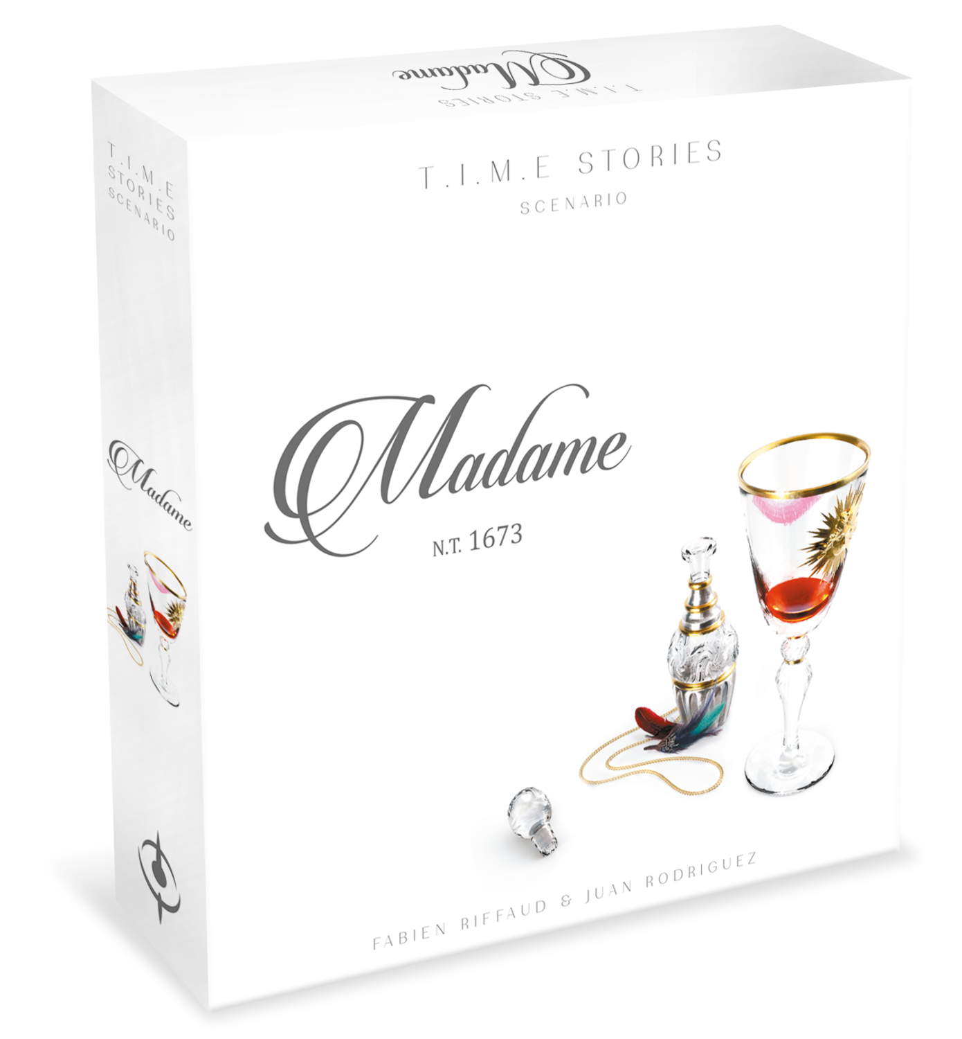 TIME Stories - Madame n.t. 1673
