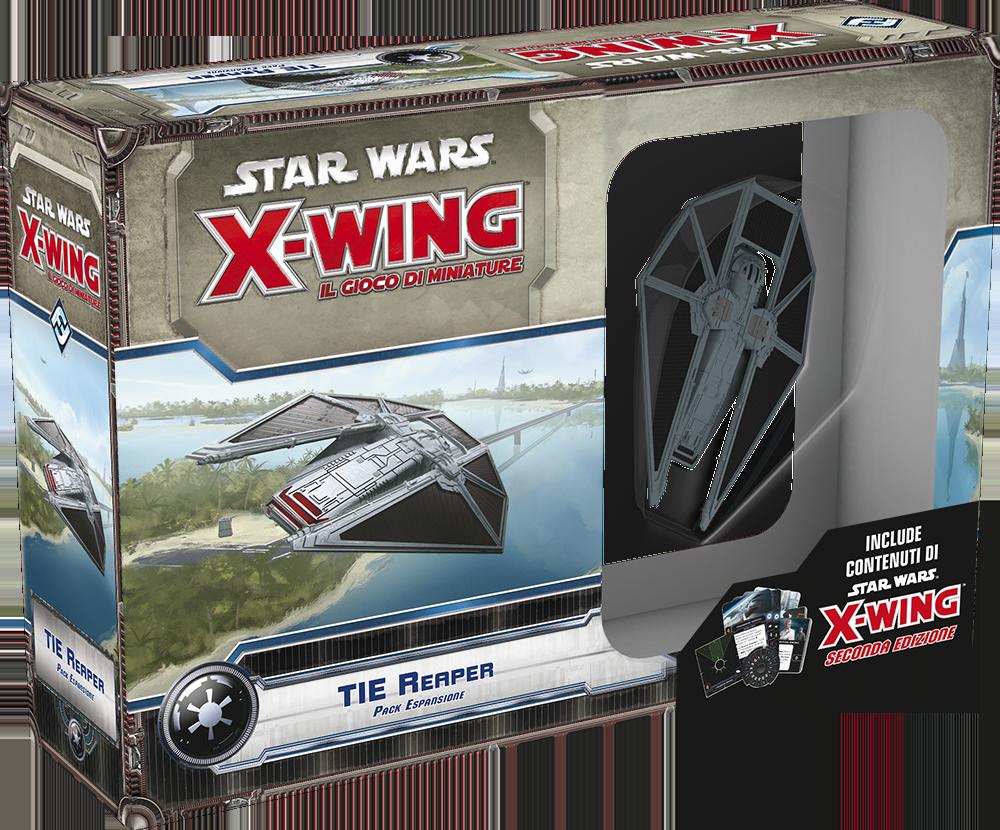 Star Wars X-Wing - TIE Reaper