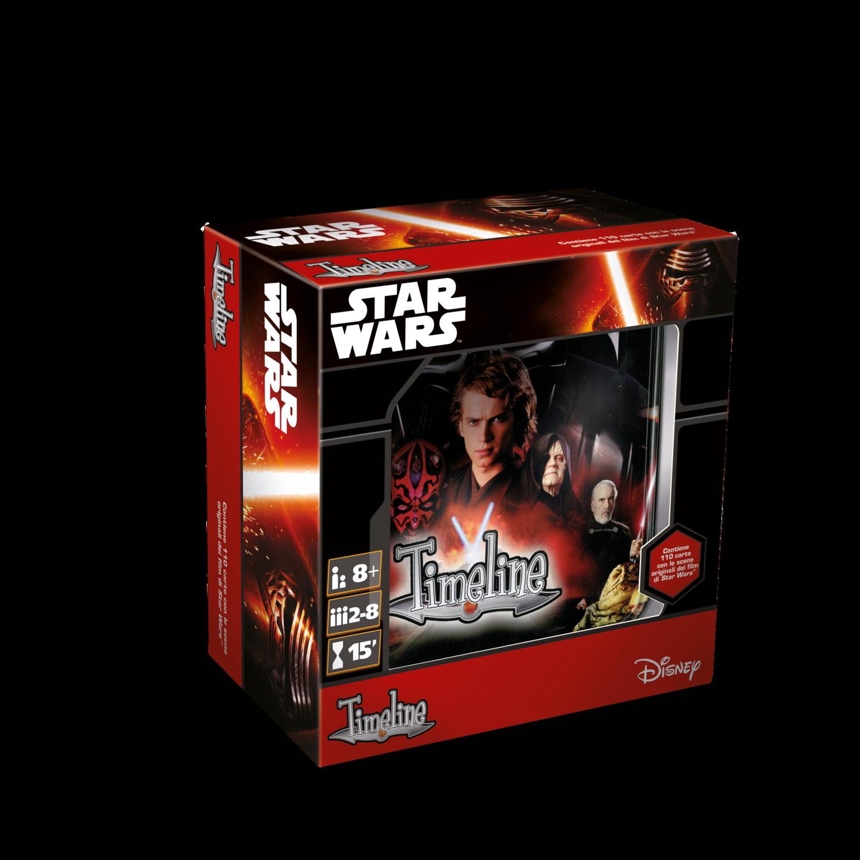 Timeline Star Wars - ep. I-II-III