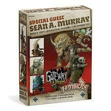 Zombicide - Special guest Sean A. Murray, Espansione di Green Horde
