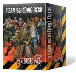 Zombicide: Team building deck