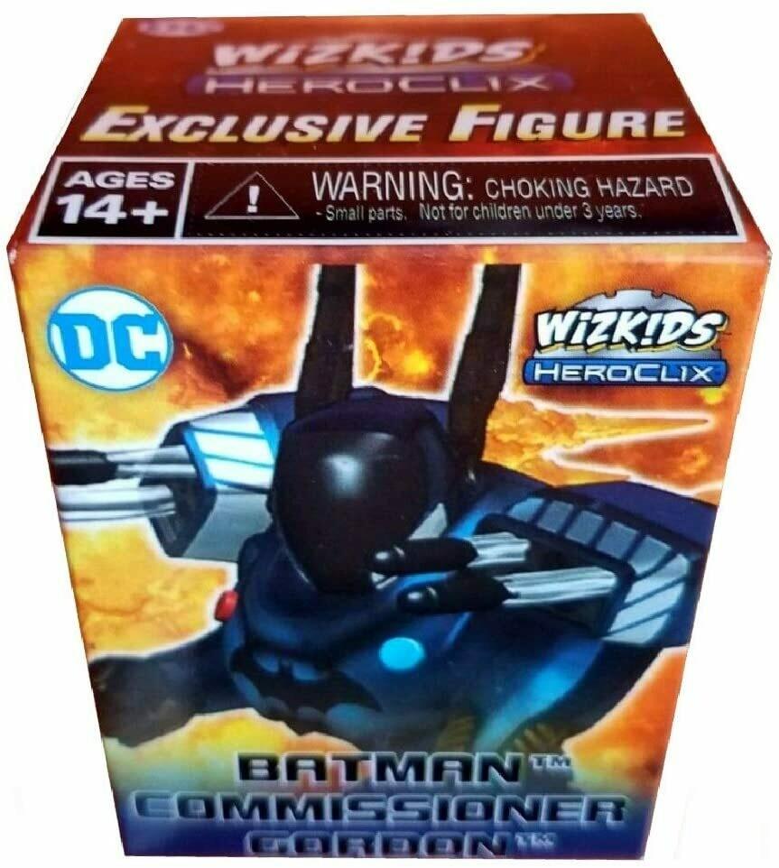 Batman Commissioner Gordon Con-Ex - Heroclix
