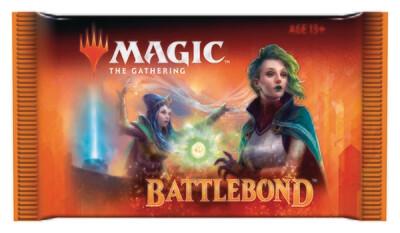 Battlebond Bustina - Magic: the Gathering
