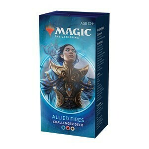 Challenger Deck 2020 - Allied Fire - Magic: the Gathering