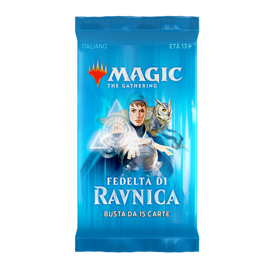 Fedeltà di Ravnica Bustina - Magic: the Gathering