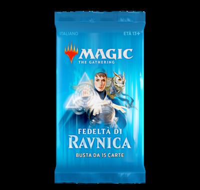 Fedeltà di Ravnica Bustina - Magic: the Gathering