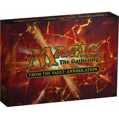 From the Vault: Annihilation - Magic: the Gathering