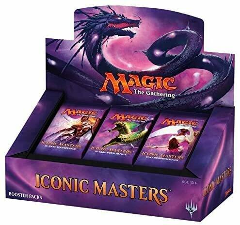 Iconic Master Buste - Magic: the Gathering