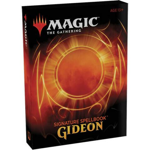 Gideon Signature Spellbook - Magic: the Gathering