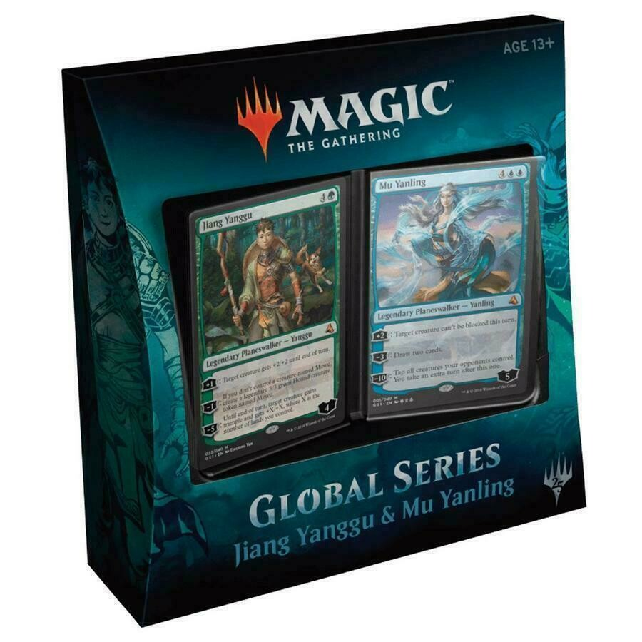Global Series Jiang Yanggu & Mu Yanling - Magic: the Gathering