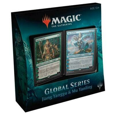 Global Series Jiang Yanggu & Mu Yanling - Magic: the Gathering